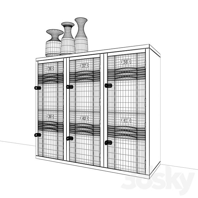 Iron Cupboard