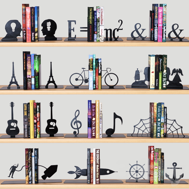 Book-keepers with books part 4