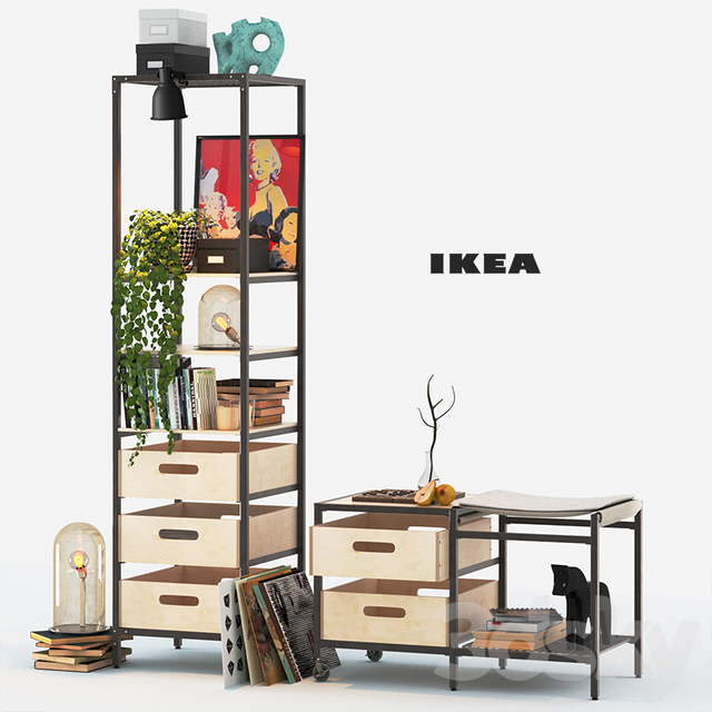 VEBERÖD, Ikea