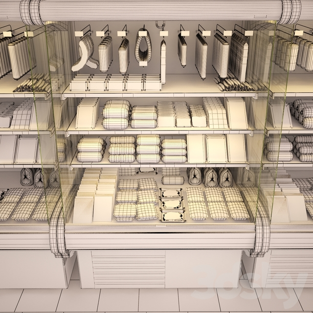 Refrigerated showcase Fortune_2