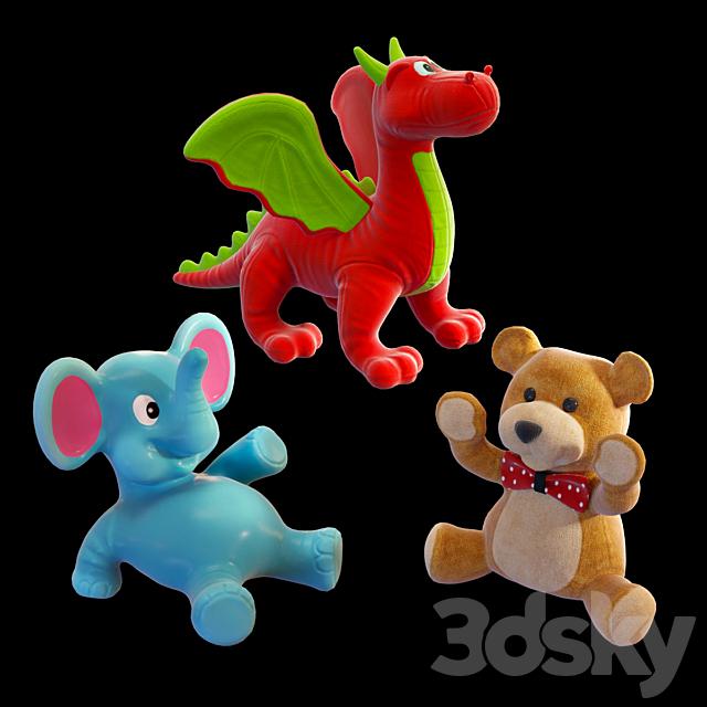 Set of toys 2