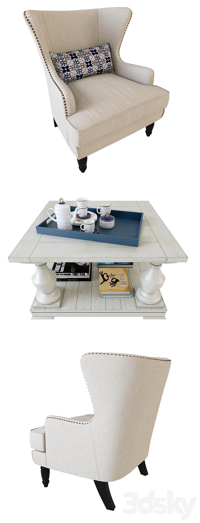 Dantone Living Room Set