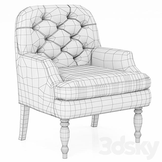 Dantone Home Armchair Barnet Classic