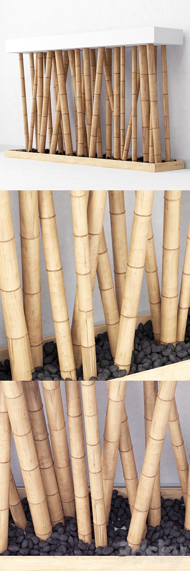 Bamboo decor №15 / Bamboo decor №15