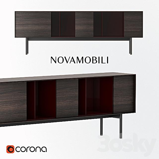 Reverse Sideboard by Novamobili