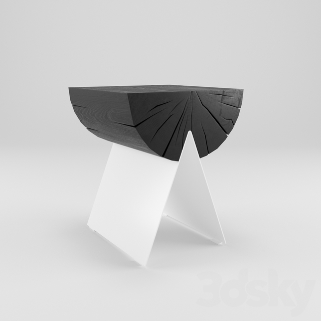 A half stool by witaminadprojekt