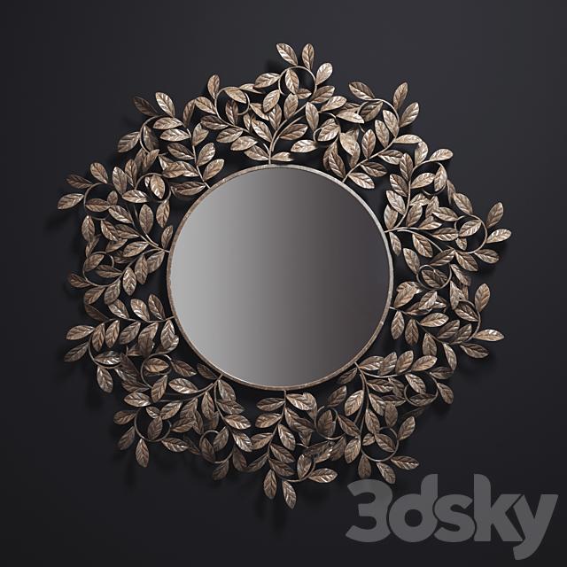 Dantone mirror metal