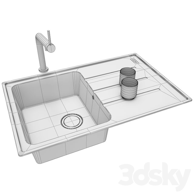 Ikea Eskelen Kitchen Sink