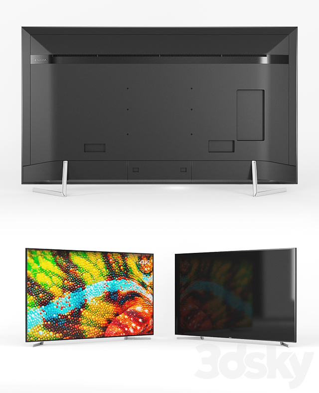 Sony X900F LED | 4K Ultra HD | HDR | Smart TV (Android TV)