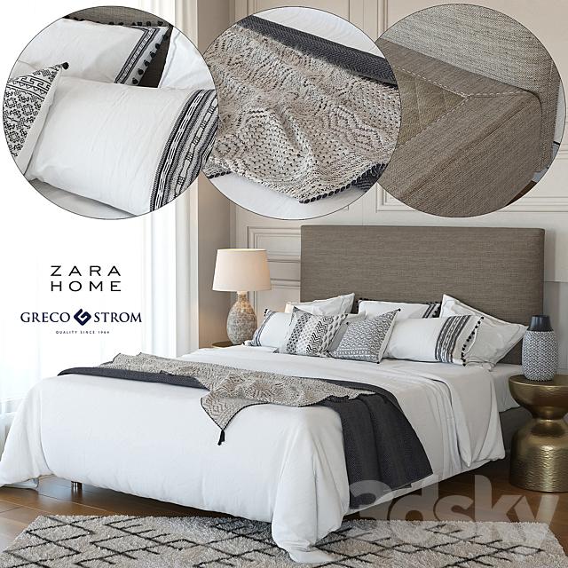 Zara Home Linen Collection Bedding