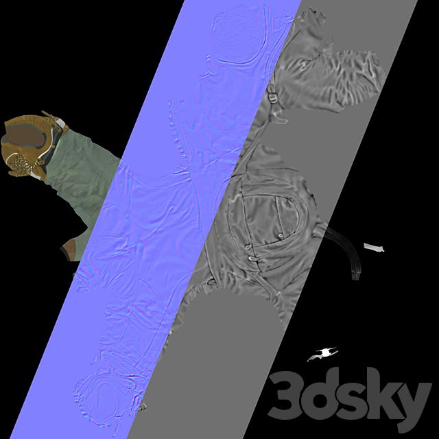 3d scan man 2