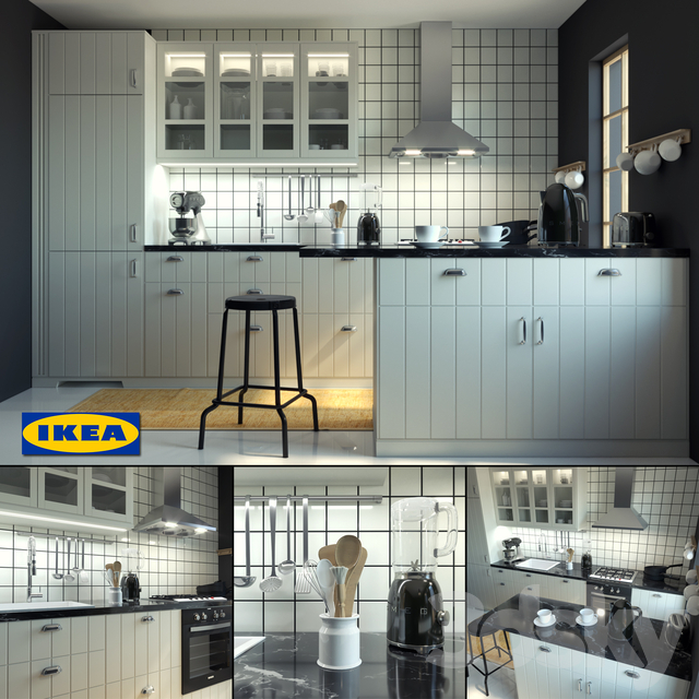 Kitchen IKEA HITARP