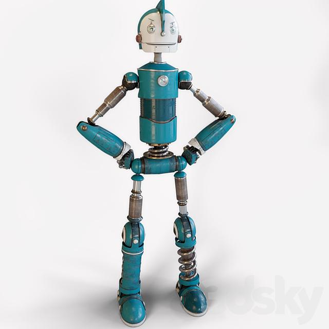 Robot Rodney