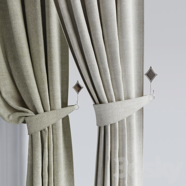 Set of curtains 2