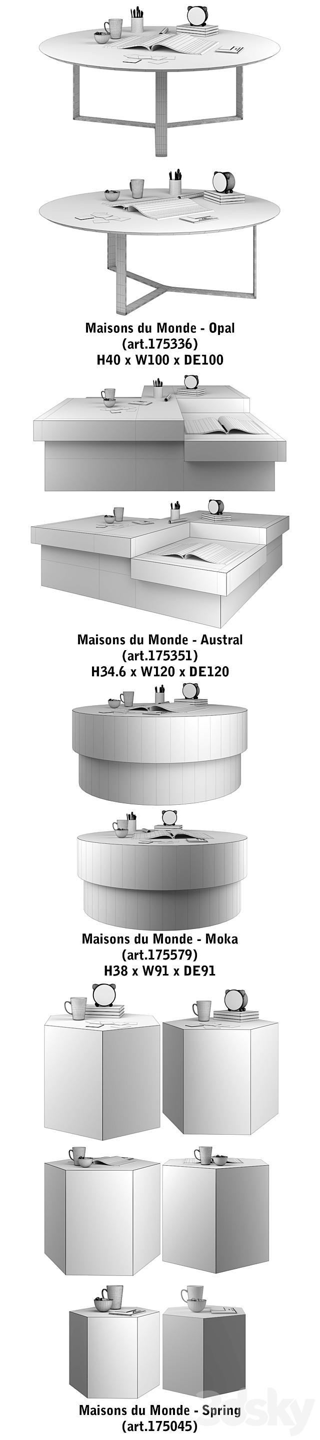Maisons du Monde | set 39