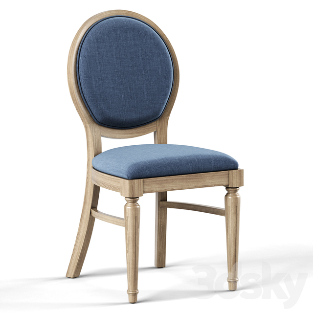 Dantone Home Coventry Chair with Round Back