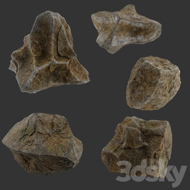 Stones Set - 1