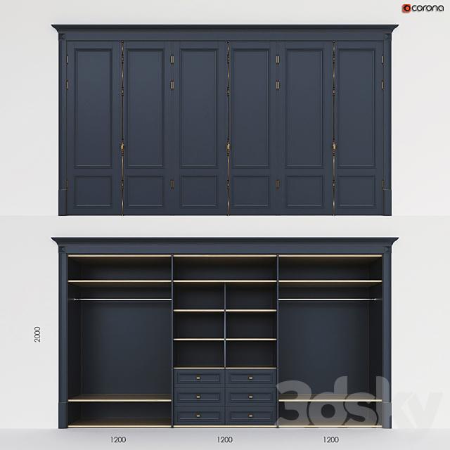 Built-in wardrobe 2