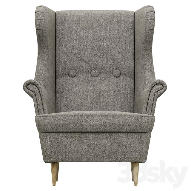 Ikea STRANDMON Children's armchair