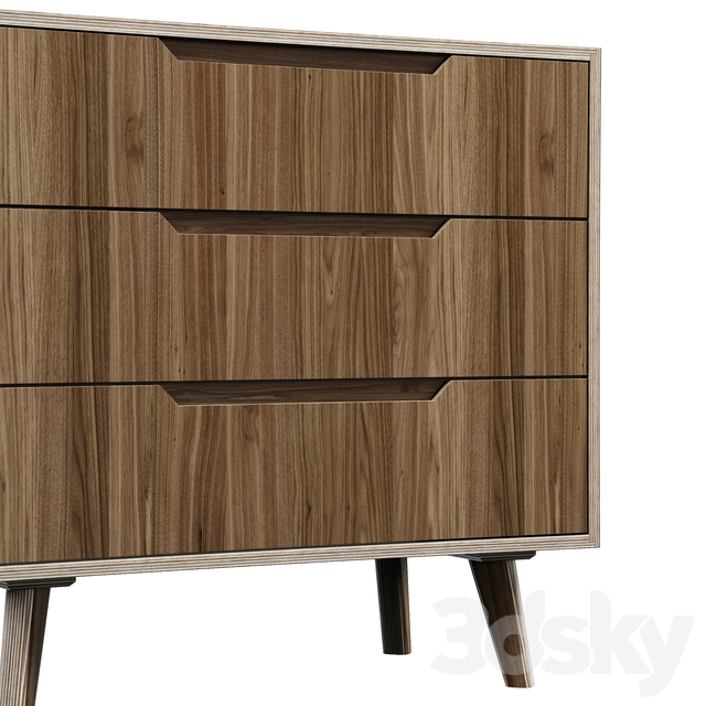 Chest of 1 section from HEY! PLY