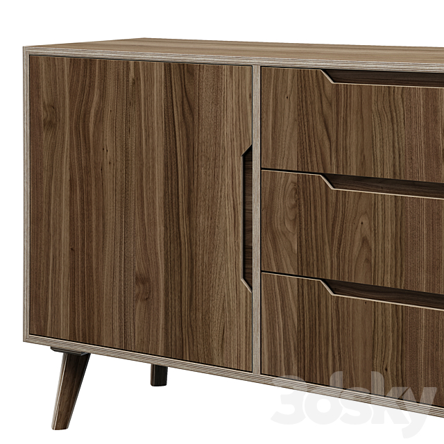 Chest from HEY! PLY
