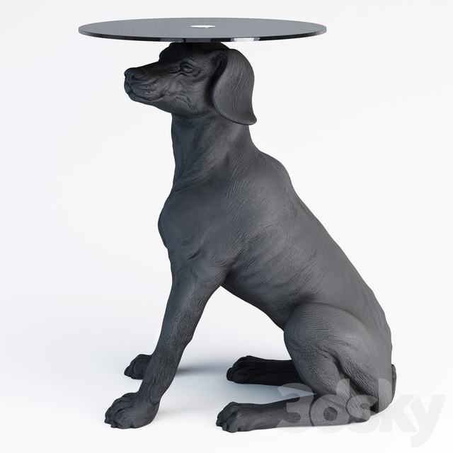 Table of the ladies Dog by Kare Design
