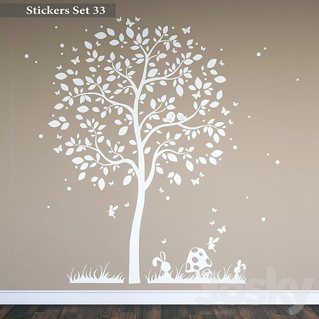 Stickers Set 33