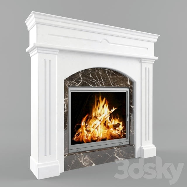 Fireplace number 44