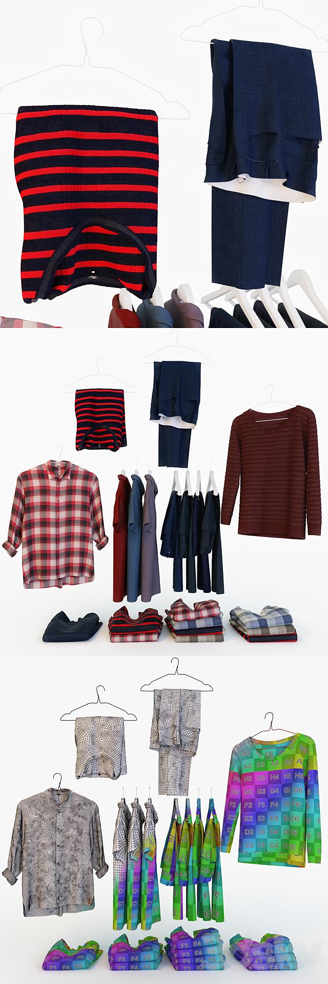 Men's wardrobe 2