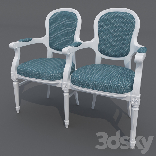 """Theatrical chair """"Gabriela"""""""