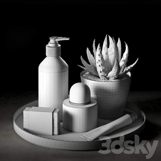 Decorative set 003