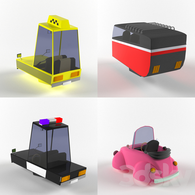 Toy transport