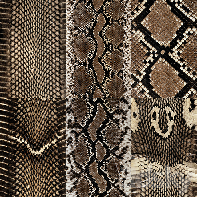 Snake Leather Textures