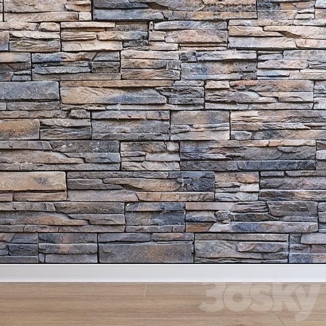 Stone Cladding (Stone_033)