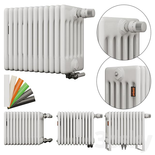 Arbonia Radiators set (six-pipe)