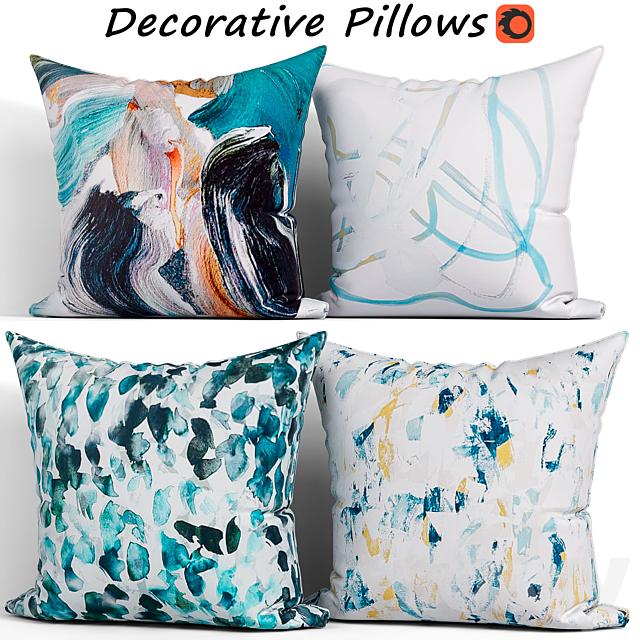 Decorative pillows set 162 West Elm