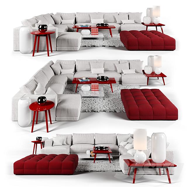 Hills divano