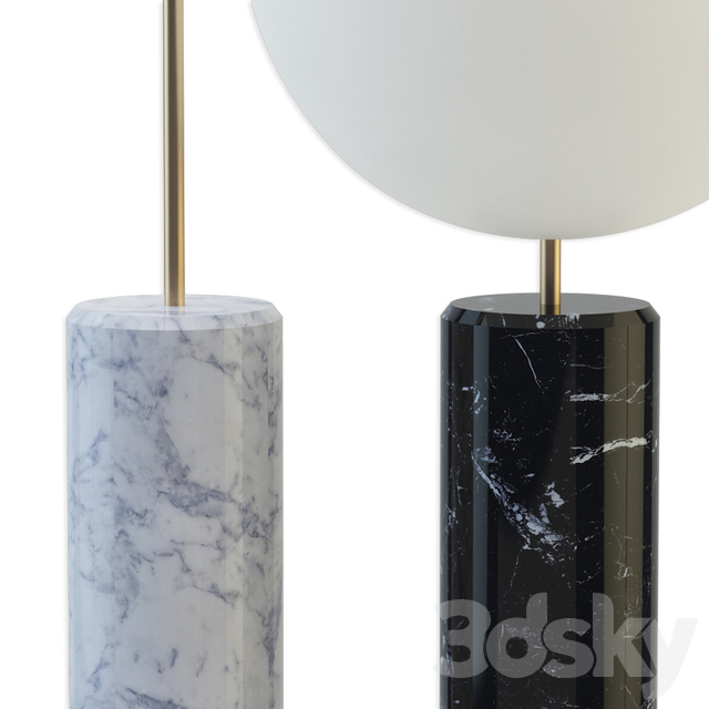 Giopato & Coombes Soffio Frosted Table Short