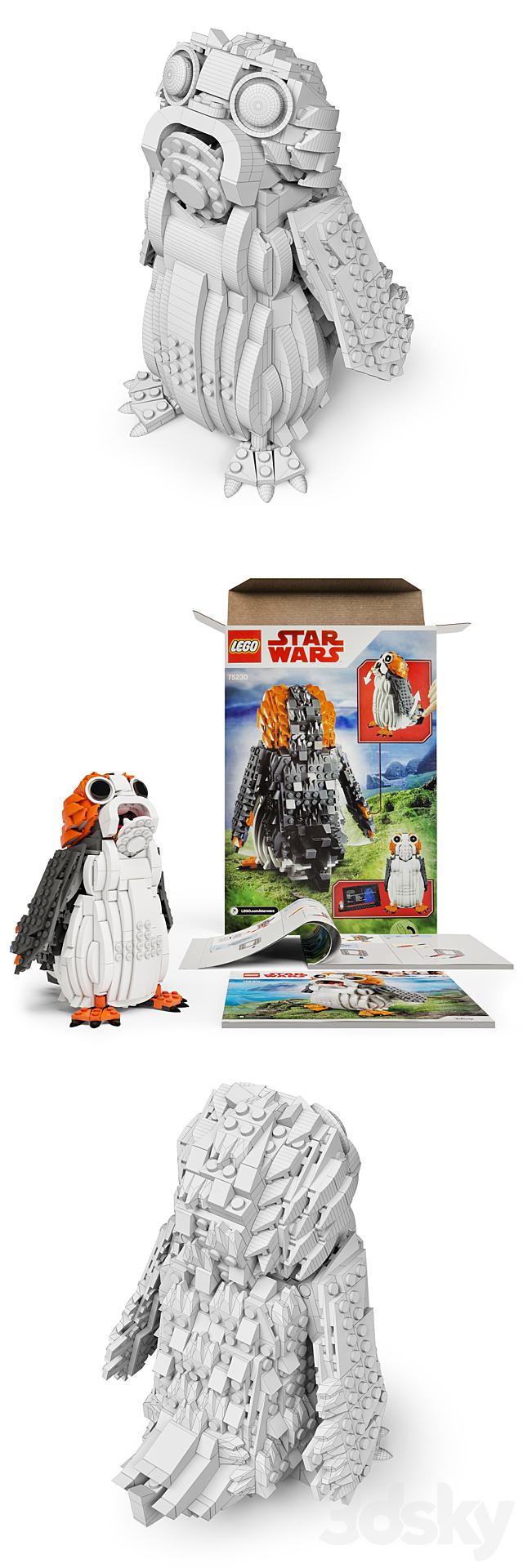 LEGO Porg №75230