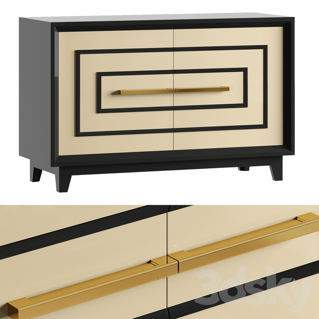 Wood Design Chest