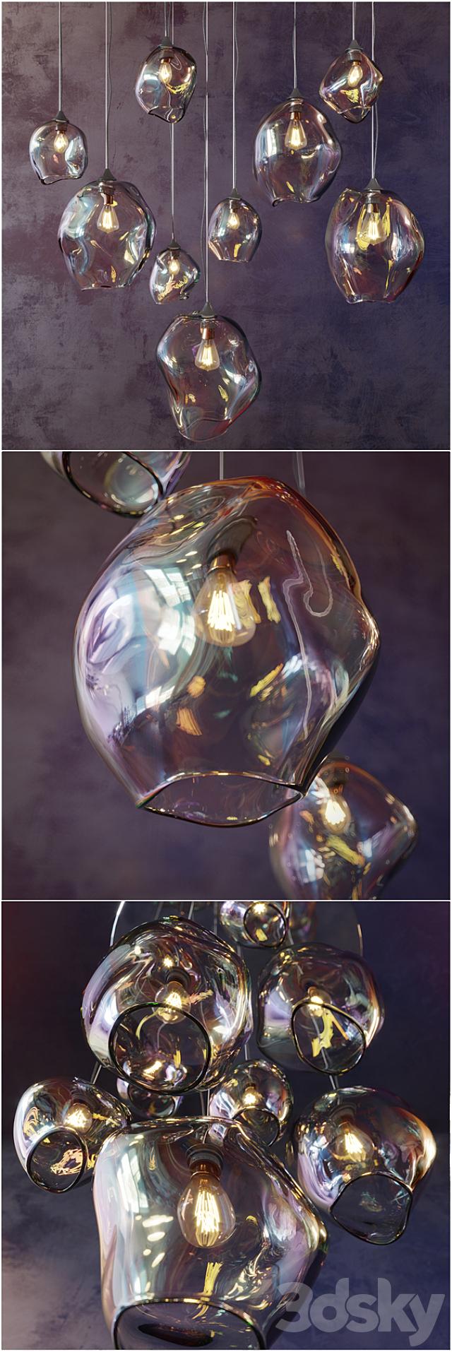 INFINITY PENDANT / INFINITY CLUSTER by John Pomp