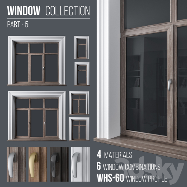 Window Collection Part 5