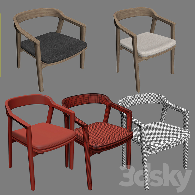 Grasshopper Armchairs - Karpenter