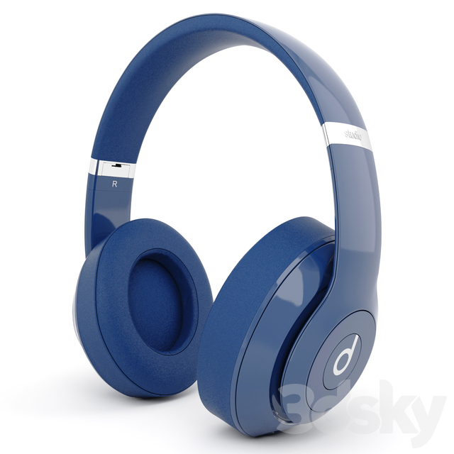 Headphones Beats studio 3 Blue