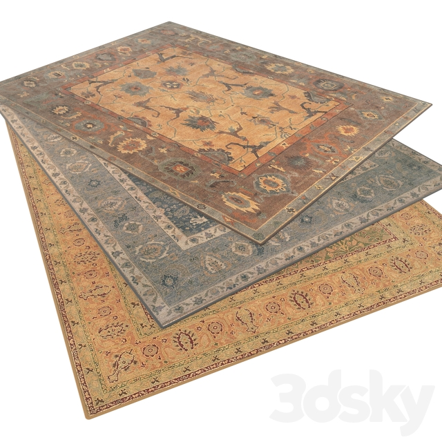 Tufenkian carpet collection