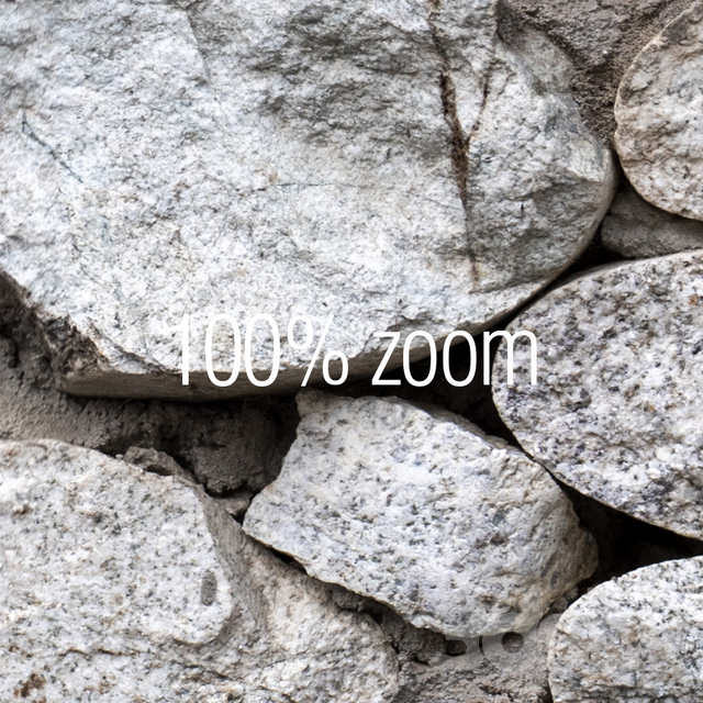 Seamless texture of natural stone. 3 pieces