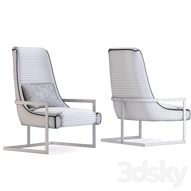 Bolt armchair