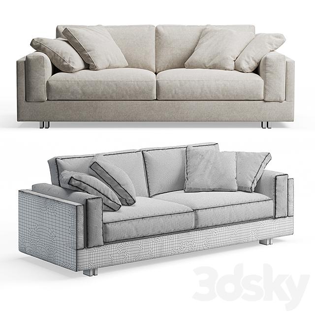 Interface Mama 2-seater Sofa
