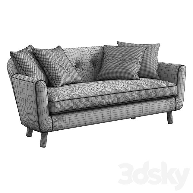 Made / Lottie (3 Seater Sofa)