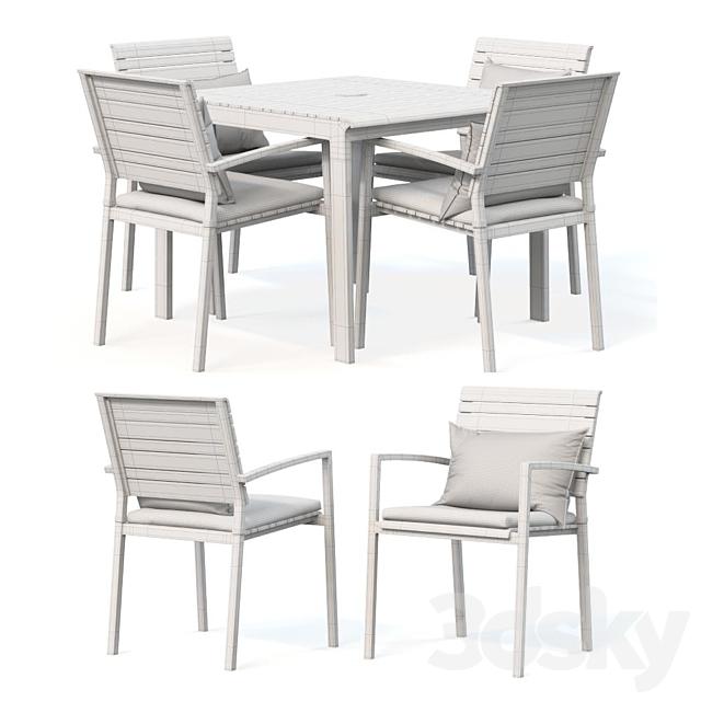 Rocha II Dining set